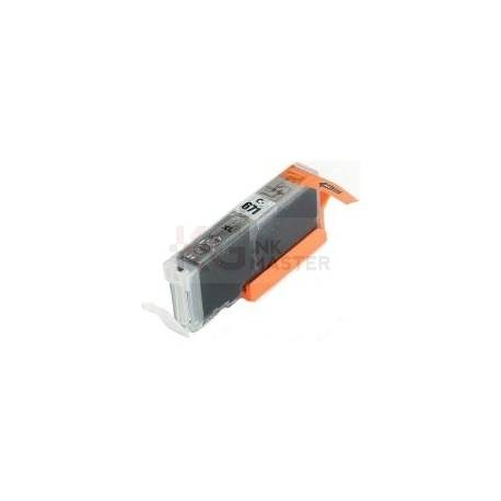 Compatible Canon CLI-771XLGY Grey Ink Cartridge
