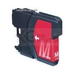 Compatible Brother LC-563 Magenta Ink Cartridge