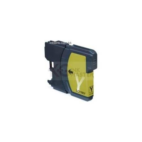 Compatible Brother LC-565 Yellow Ink Cartridge