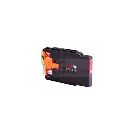 Compatible Brother LC-77XL Magenta Ink Cartridge LC-77XLM