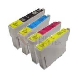 4 Pack Compatible Epson 103 T1031 T1032 T1033 T1034 Ink Cartridge Set