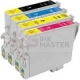 4 Pack Compatible Epson T0561 T0562 T0563 T0564 Ink Cartridge Set