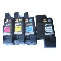 4 Pack Compatible Fuji Xerox DocuPrint CP105B CP205 CP205W CM205B CM205FW Toner Cartridge Set