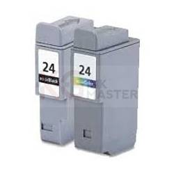 Compatible Canon BCI-24C Black and Colour Ink Cartridge
