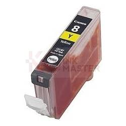 Canon CLI-8Y Compatible Yellow Inkjet Cartridges (with Chip)