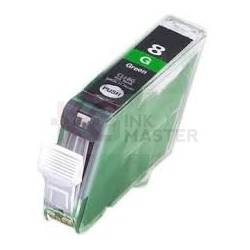 Canon CLI-8G Compatible Green Inkjet Cartridges (with Chip)