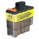Compatible Brother LC-47 Yellow Ink Cartridge