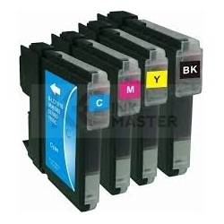Compatible Brother LC-38 Black Ink Cartridge