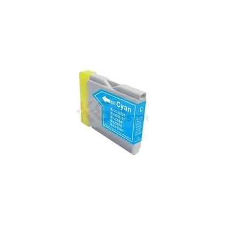 Compatible Brother LC-37 Cyan Ink Cartridge