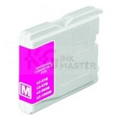 Compatible Brother LC-37 Magenta Ink Cartridge