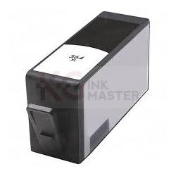 HP 564XL Compatible Black High Yield Inkjet Cartridge CN684WA - 550 Pages