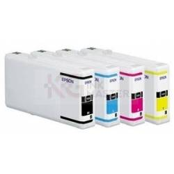 Epson T6641-T6644 Compatible High Yield Inkjet Cartridge