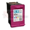 HP 61XL Compatible Colour High Yield Inkjet Cartridge CH564WA - 330 Pages